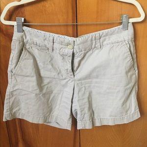 LOFT Khaki Shorts size 2
